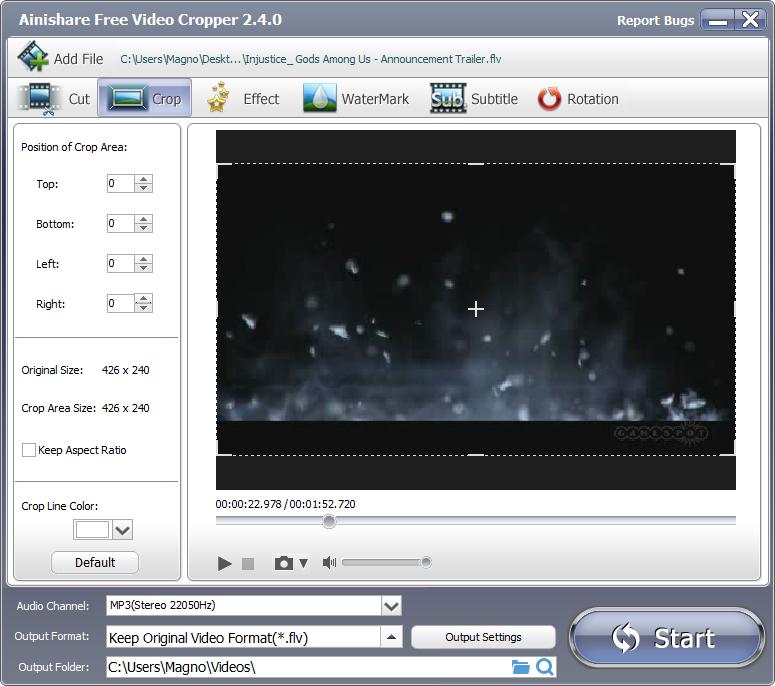 ainishare free video dvd maker