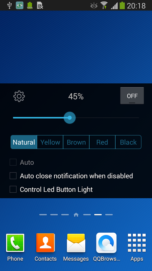 eye safe guard screen filter