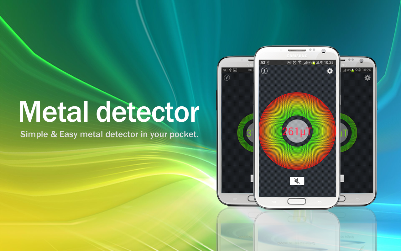 Top 7 Android Metal Detector Apps That Works Well Gold Professional Detectors Detecting Long Range Application