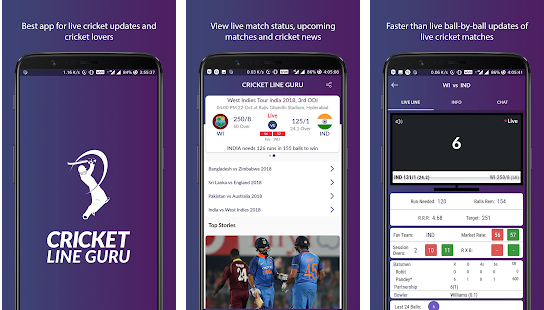 Top 7 Latest Android Apps for Live Cricket Scores (Updated 2019)