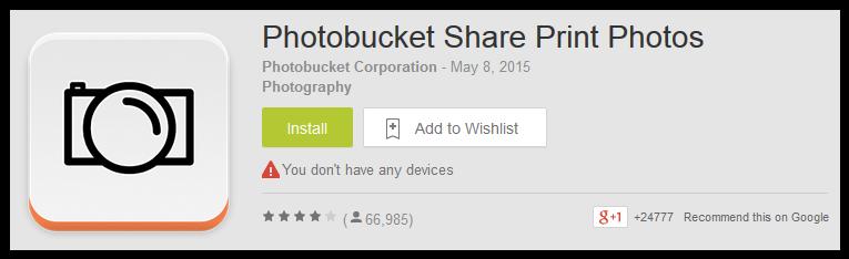 Photobucket Share Print Photos