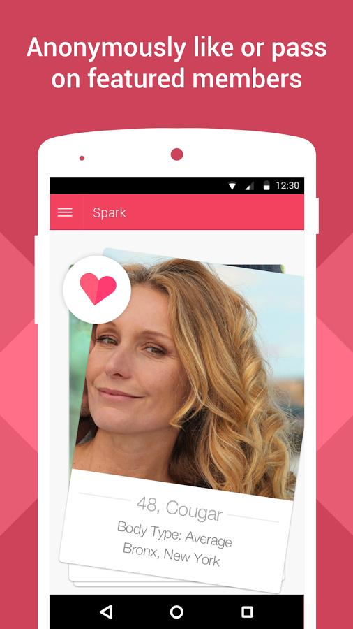 Cougar dating apps for Android kan en dating Scan være 6 uker ut