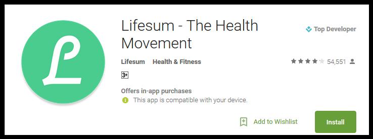 Lifesum - The Health Movement