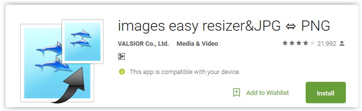 images easy resizer&JPG - PNG