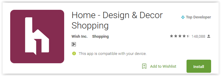 Home Design Decor Shopping Android Apps Reviewsratings