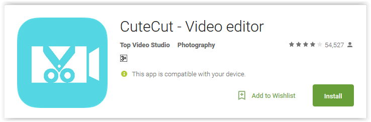 cutecut-video-editor