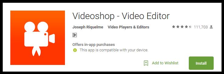 videoshop-video-editor