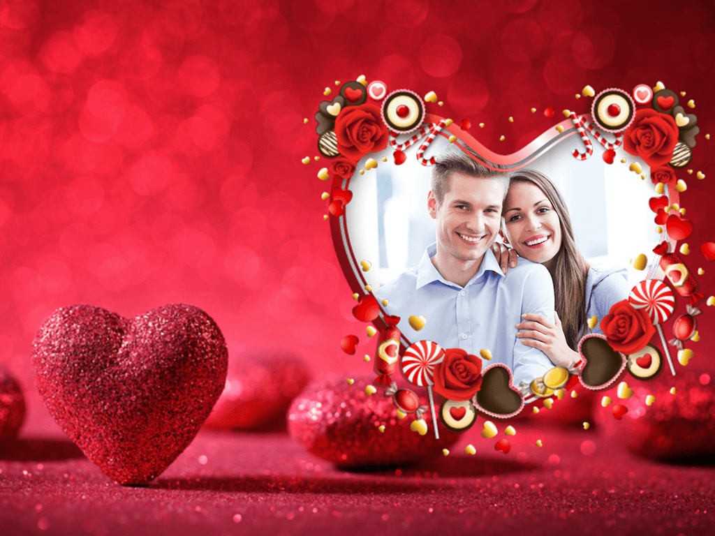 7 best love photo frames apps for android to beautify pictures