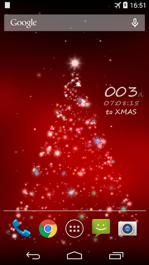 christmas live wallpaper - Christmas Wallpaper For Android