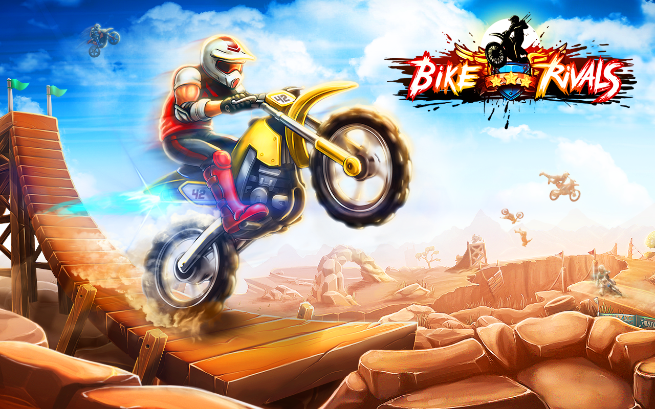 Top 13 Bike Racing Games For Android To
