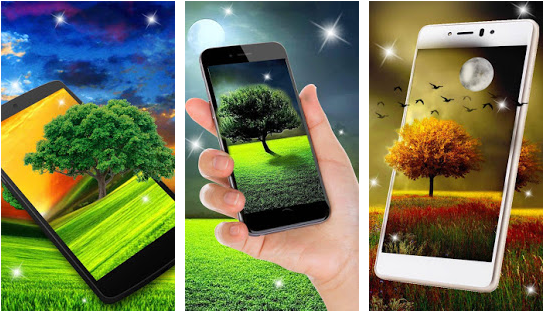 Top 10 Nature Live Wallpaper Apps for Android