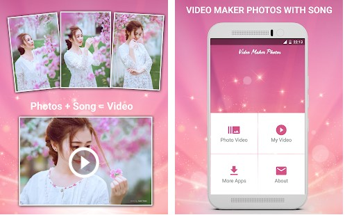 Top 10 Photo Video Maker Apps With Music For Android