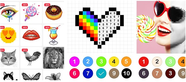 Top 10 Color by Number Game Apps for Android to Enjoy ...