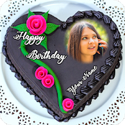 Awesome 5 Best Android Apps To Add Name Photo On Birthday Cakes Personalised Birthday Cards Rectzonderlifede