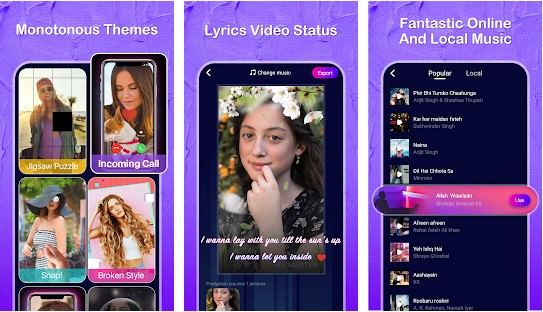 4 Best Lyrical Video Status Making Apps For Android