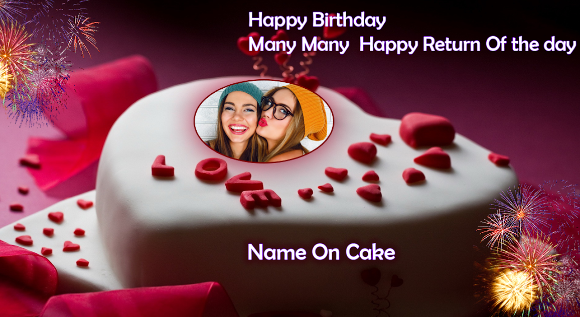 Awesome 5 Best Android Apps To Add Name Photo On Birthday Cakes Funny Birthday Cards Online Eattedamsfinfo