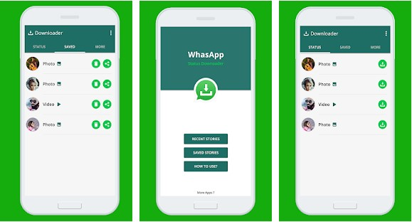 Best Status Downloader For Whatsapp Android Apps Reviews