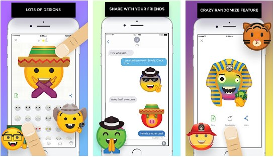 Top 5 Android Emoji Maker Apps with Best Combinations