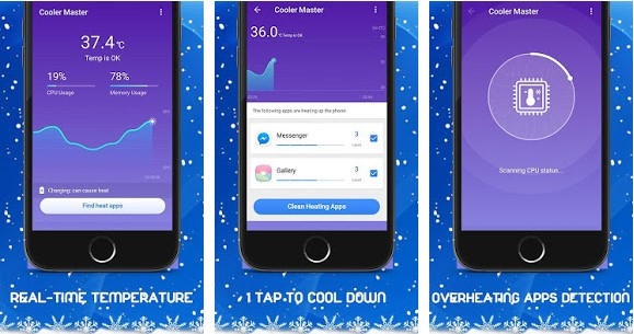 5 Best Android Phone Cooler Apps for Lowering Temperature