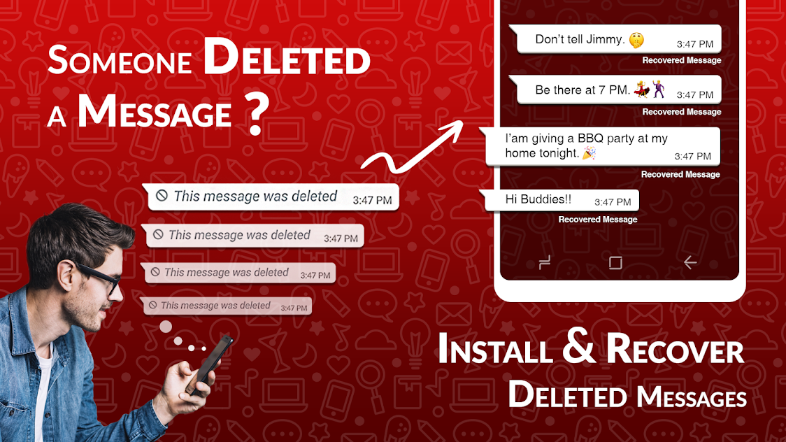5 Best Android Apps to Read Deleted WhatsApp Messages